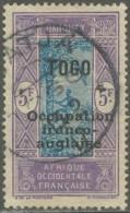Togo Occupation Française - N° 100 (YT) N° 36 (AM) Oblitéré De Nuatja. - Togo (1914-1960)