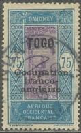 Togo Occupation Française - N° 97 (YT) N° 33 (AM) Oblitéré De Nuatja. - Togo (1914-1960)