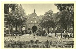NL Old Postcard  Hospital Tilburg - Architectuur