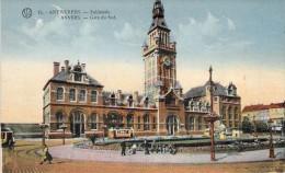 (B 143) Antwerpen Anvers Gare Du Sud - Antwerpen