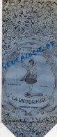 """76 - LE HAVRE - SACHET CHICOREE DU NORD M. VUAFLART """" LA VICTORIEUSE """" -5 RUE VENTENAT - Publicités"""