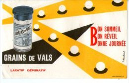 BUVARD-grains De Vals - Chemist's