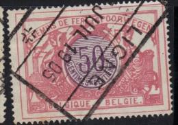 Belgie   SP  N °  37     Stempel   Ligne - 1895-1913