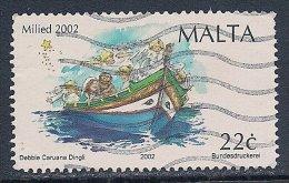 Malta ~ 2002 ~ Christmas ~ SG 1286 ~ Used - Malta