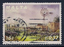 Malta ~ 2007 ~ Island Scenery/SEPAC ~ SG 1564 ~ Used - Malta