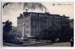 Congo Belge : Matadi Hôtel Métropole ( Plis Coin Inf. Droit ) - Belgian Congo - Other