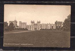 "43183     Svizzera,    ""The Grand  Entrance""  -  Windsor  Castle,  NV - Windsor Castle"