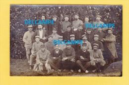 2 CPA Photos - TULLE - Les Poilus Blessés De L´ Hôpital Complémentaire N° 34 - Campagne 1914 / 1915 - 131e 151e Régiment - Tulle