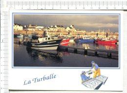 LA TURBALLE - Le Port De Pêche - La Turballe