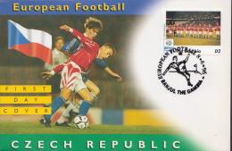 Gambia Football Cover, Czech Republic - UEFA European Championship