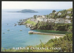LOOE Cornwall Harbour Entrance 2013 - Angleterre