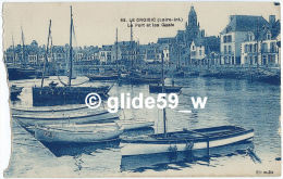 LE CROISIC - Le Port Et Les Quais - N° 93 - Le Croisic