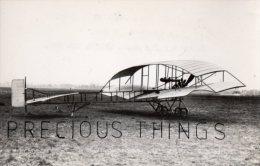 AVIATION PHOTO.14X9 CMS. LE BIOURVE SLOAN . SEPTEMBRE 1910 .SAFARA .TEXTE AU DOS - ....-1914: Précurseurs