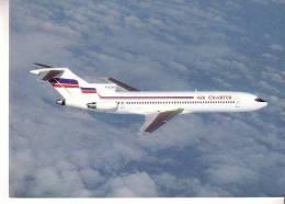 AIR CHARTER  Filiale  D´ AIR FRANCE  Et D´ AIR INTER  -  BOEING  727  -  228  (F-GCMX) - 1946-....: Era Moderna