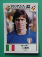 BRUNO CONTI ITALY SPAIN 1982 #139 PANINI FIFA WORLD CUP STORY STICKER SOCCER FUSSBALL FOOTBALL - Panini