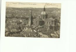 Namur La Cathédrale Et Le Tour Du Carillon - Belgique