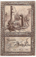 CPA  Sainte Jeanne D´Arc Jeanne Est Brûlée Vive à Rouen - Personnages Historiques