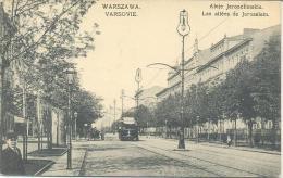 Warszawa - Aleje Jerozolimskie - Pologne