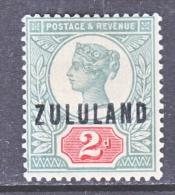 Zululand  3  * - South Africa (...-1961)