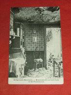 ANTWERPEN - BERCHEM   1914  -   Binnenzicht Van Een Huis In De Pioenstraat - Antwerpen