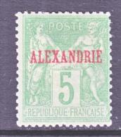 ALEXANDRIA  5  * - Alexandria (1899-1931)