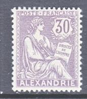 ALEXANDRIA  25  * - Alexandria (1899-1931)