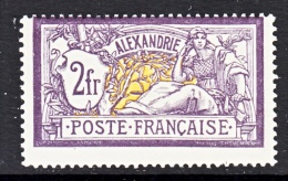 ALEXANDRIA  29  * - Alexandria (1899-1931)