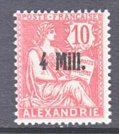 ALEXANDRIA  33  * - Alexandria (1899-1931)