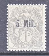 ALEXANDRIA  34  * - Alexandria (1899-1931)