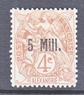 ALEXANDRIA  35  * - Alexandria (1899-1931)