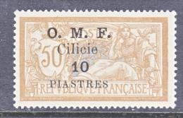 CILICIA  125  * - Cilicia (1919-1921)
