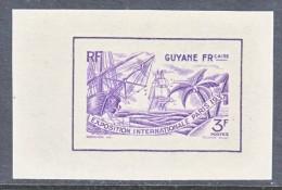 FRENCH GUIANA  168  *  PARIS EXPO - French Guiana (1886-1949)