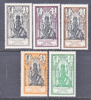 FRENCH INDIA  80-4  * - India (1892-1954)