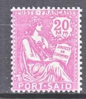 PORT  SAID  88  * - Port Said (1899-1931)