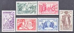 SOUDAN  106-11  *  PARIS EXPO - Sudan (1894-1902)