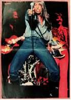 Kleines Musik Poster  -  Band Exile  -  Von Bravo Ca. 1982 - Plakate & Poster