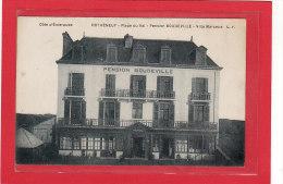 ROTHENEUF (35) / COMMERCES / HOTELS / PENSIONS / Plage Du Val / Pension BOUDEVILLE / Villa Marcelle - Rotheneuf