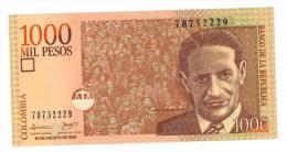 1000 Pesos 2008, UNC. - Colombia