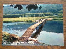 Vallée De La Semois Pont De Claies (45) - Anno 19?? (?) ( Zie Foto Details ) !! - Bouillon