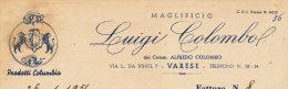 VARESE MAGLIFICIO LUIGI COLOMBO 1951 - Italy