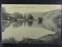 Dinant Anseremme Panorama Sur La Meuse - Dinant