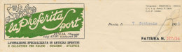 PESCIA ARTICOLI SPORTIVI LA PREFERITA SPORT 1956 - Italy
