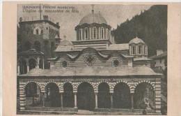 .RILA ( .l' Eglise Et Le Monastere ) - Bulgaria