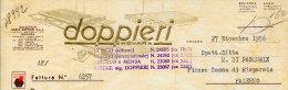 NOVARA CALZIFICIO DOPPIERI 1956 - Italy