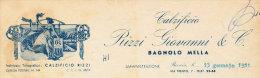 BRESCIA CALZIFICIO RIZZI GIOVANNI & C. BAGNOLO MELLA 1951 - Italy