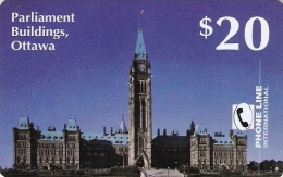 *CANADA* -  Scheda Usata - Canada