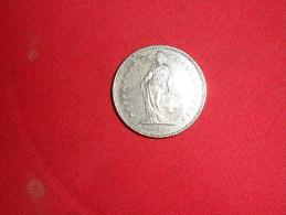 Pièce De 2 Francs Suisse 1993 B / SUP. - Switzerland