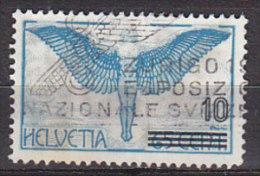 PGL BY463 - SUISSE SWITZERLAND AERIENNE Yv N°25 - Poste Aérienne