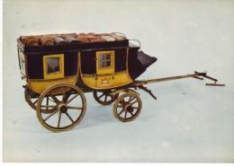 Voiture Postale Postwagen Amsterdam - Gent 1824 Avec Cachet  ´s-Gravenhage 28/1/1975 - Poste & Facteurs