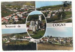 Souvenir  De  Cogny     1961 - France